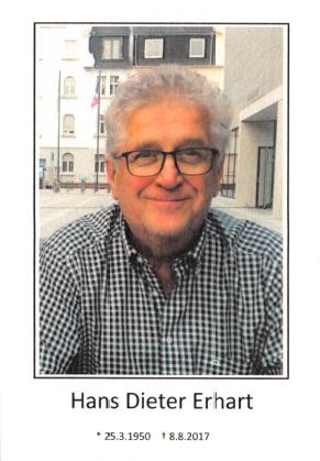 Hans Dieter Erhart